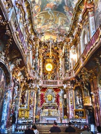 Asamkirche: Asams Church