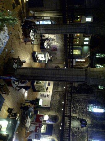 Norwich Castle : Amazing great hall