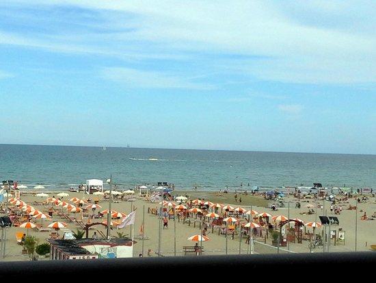 Hotel Ascot: spiaggia