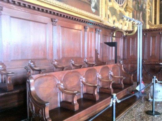 Porta della Carta: Palazzo Ducale (aout 2014)