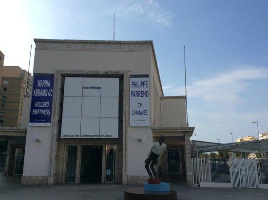 Cac Malaga Centro de Arte Contemporaneo de Malaga : El CAC de Málaga