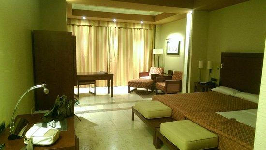 Vincci Hotel Envia Almeria Wellness & Golf: Nuestra habitación nº222