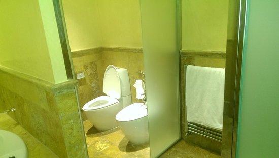 Vincci Hotel Envia Almeria Wellness & Golf: WC y Bidé