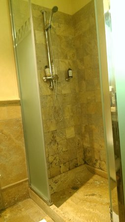 Vincci Hotel Envia Almeria Wellness & Golf: Ducha