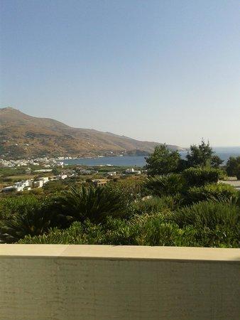 Nicolas Hotel Apartments: Θέα από Δωμάτιο