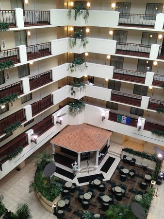 Embassy Suites by Hilton Fort Myers - Estero: view from our floor
