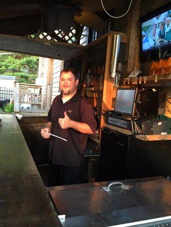 Mallards at the Wharf : Sean