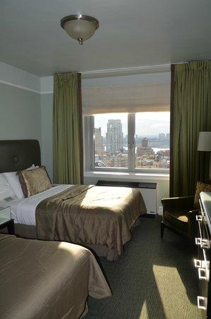 Hotel Beacon : Chambre avec vue!