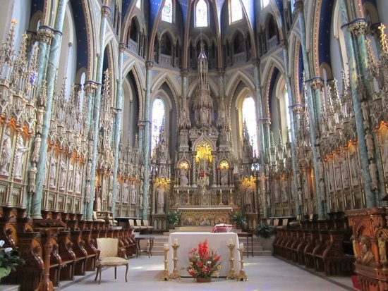 Notre Dame Basilica: Notre Dame Cathedral Basilica
