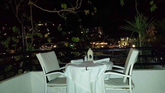 Cesar Meze Bar : Vista panoramica