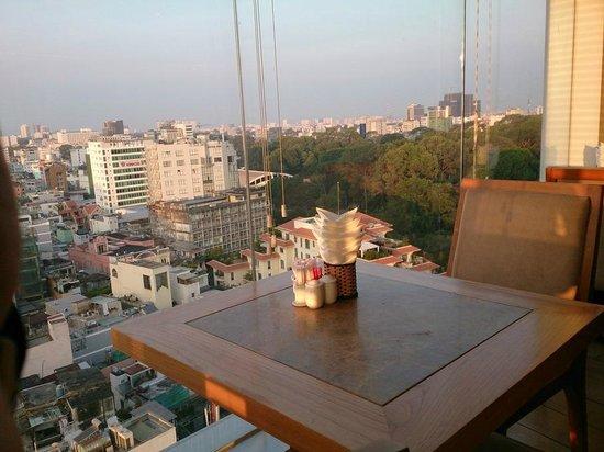 Golden Central Hotel: Отель Голден Централ, Хошимин, Вьетнам фото