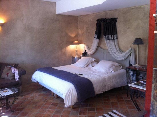 Hotel Spa Le Saint Cirq: Cardaillac room