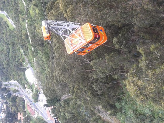 Mount Monserrate: Teleférico Montesserrate