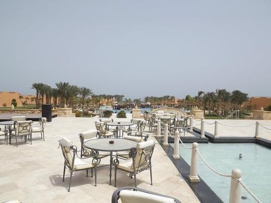 Resta Grand Resort : hotel view