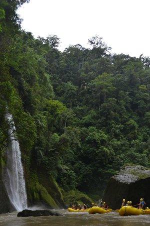 Rios Tropicales: A calm moment