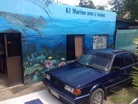 K.I.Marine Sports Center - Day Tours: ショップ