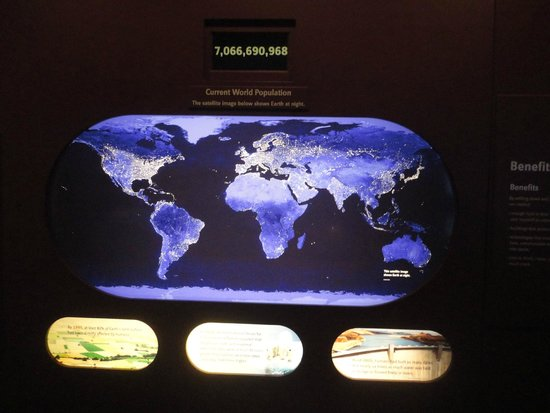 Museo Nacional Smithsonian de Historia Natural: Acervo
