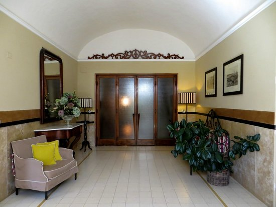 San Giovanni Terme Rapolano: hotel