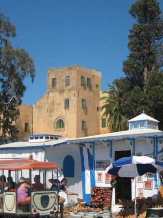 Sidi bou said picture of sidi bou said tunis for Sidi bou said restaurant