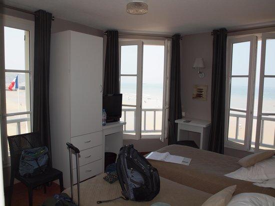 Hotel de la Marine : Our room