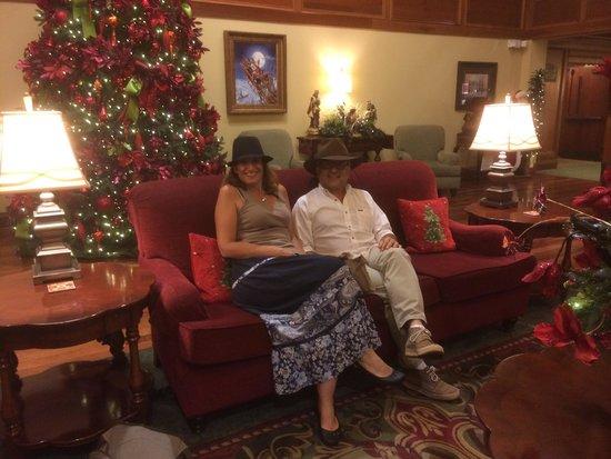 The Inn at Christmas Place: Hall