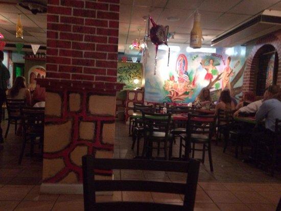 Cool Interior Picture Of El Mexicano Saratoga Springs Tripadvisor