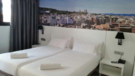 Andante: Standard room