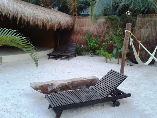 Holbox Dream Hotel by Xperience Hotels: Zona de descanso