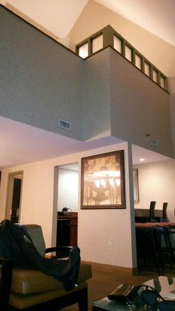 Embassy Suites by Hilton Indianapolis - Downtown : Harrison Suite Downstairs