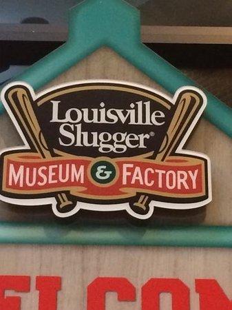 Louisville Slugger Museum & Factory : Louisville Slugger bat factory!