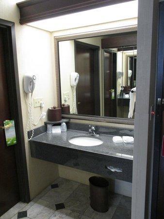 Drury Inn & Suites New Orleans: Bathroom
