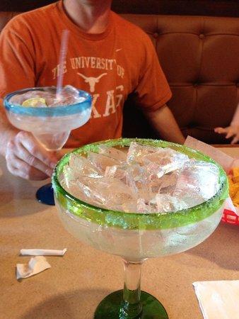 The perfect margarita: fotografía de El Charro Mexican Grill, Latham ...