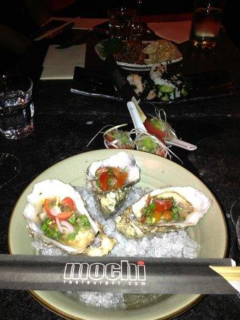Mochi: delicious