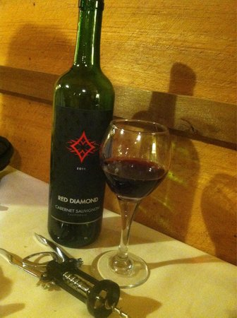 Trailhead Steakhouse: Bring your own wine :)