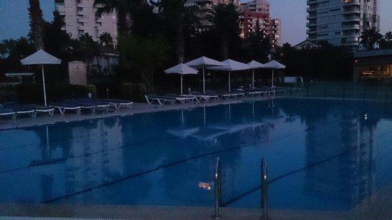 Club Hotel Falcon : À 5h du mat <3. <3