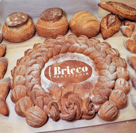 Bricco Suites: Boston's Best bread