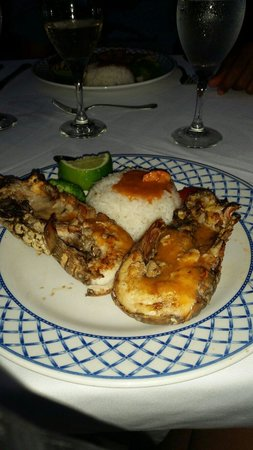 Majestic Colonial Punta Cana: Food