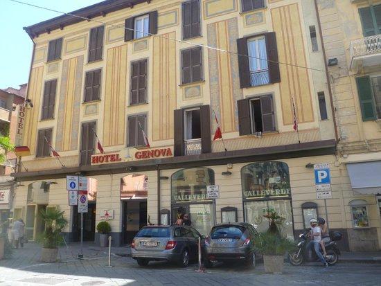 Hotel Genova La Spezia