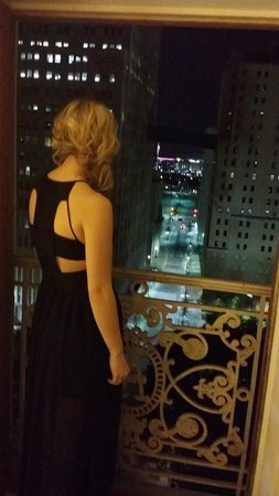 The Adolphus : Our View