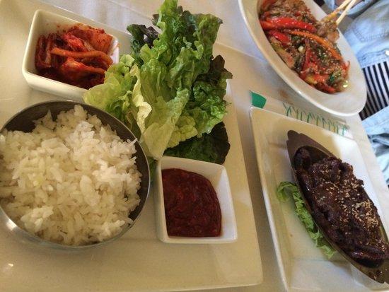 Mingle: Chap Chae and Bulgokee