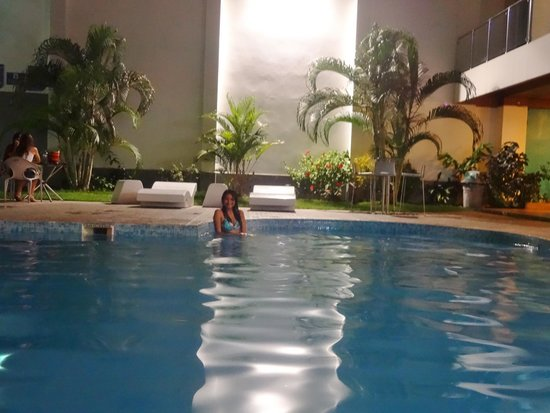 Samiria Jungle Hotel: Excelente piscina