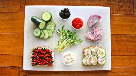 Healthy Food Restaurants In Bakersfield Ca