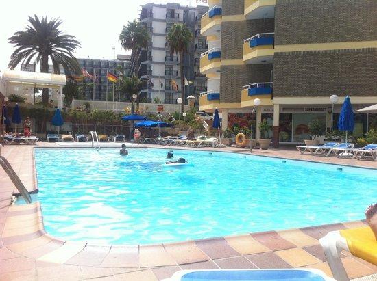 Veril Playa: Hotel Veryl Playa - Gran Canaria