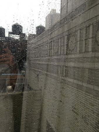 Langham Place, New York, Fifth Avenue: View from the room