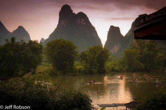Yangshuo Mountain Retreat : Such beautiful mountains