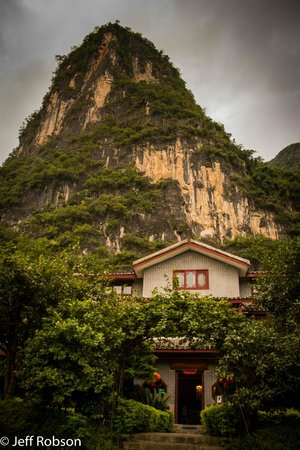Yangshuo Mountain Retreat : You really can't get any closer to the mountains!