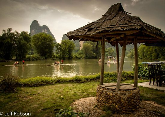 Yangshuo Mountain Retreat : Now ... what to wish for?