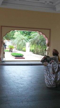Vivanta by Taj - Hari Mahal, Jodhpur: The porch