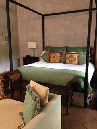 San Rafael Hotel: Room #4