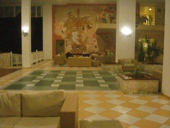 Iberostar Playa Blanca : Hall central
